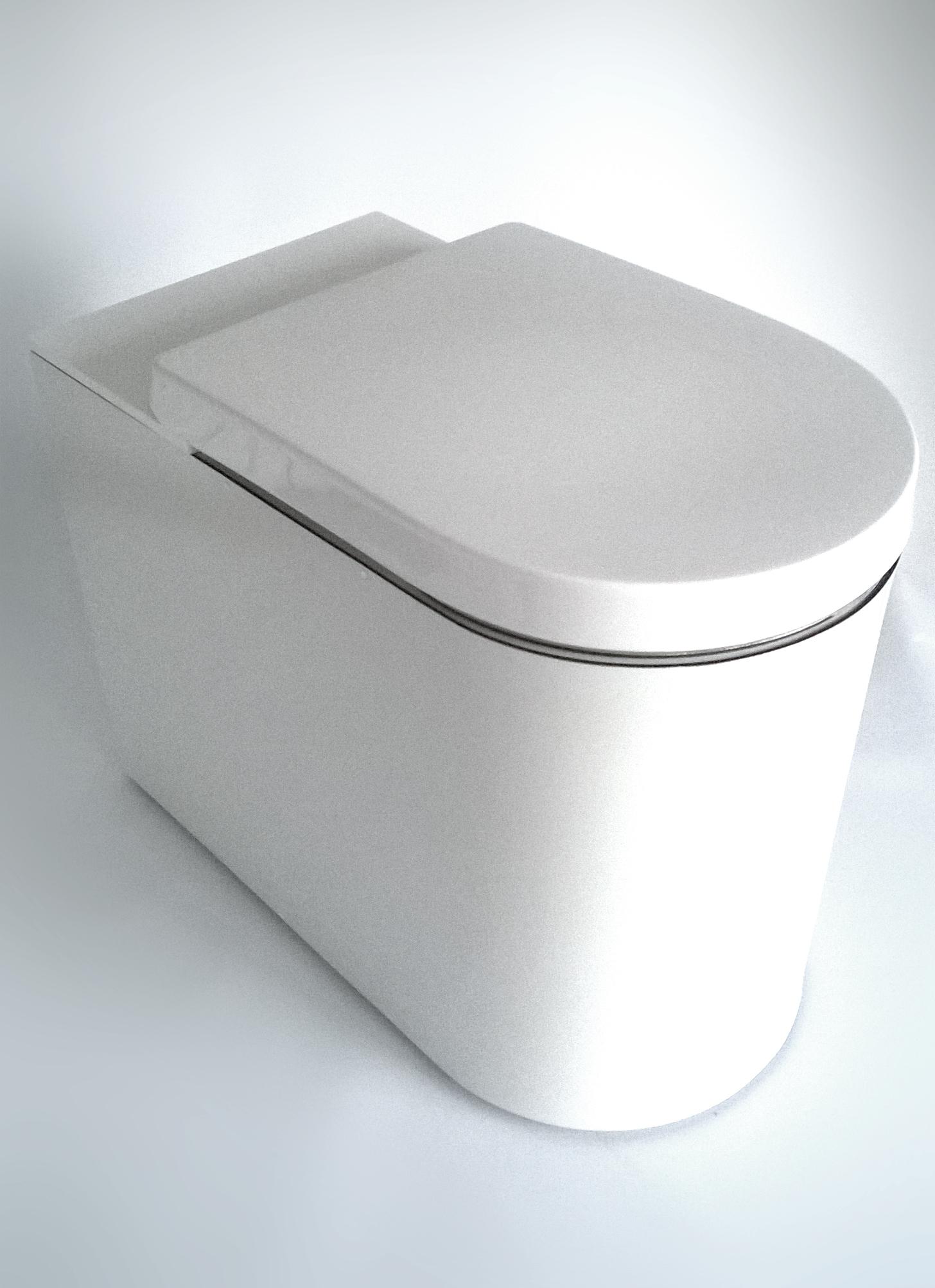 Simploo Waterless Composting Toilet