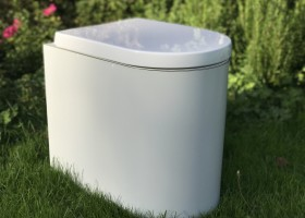 Simploo compost toilet