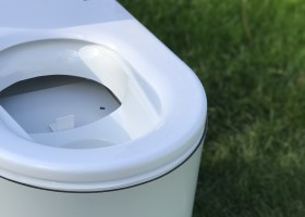 Composting toilet by simploo